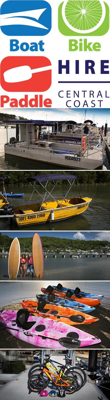Central Coast Boat Hire