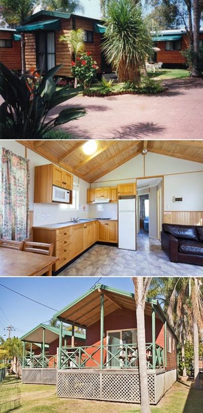 Central Coast Cabins Villas